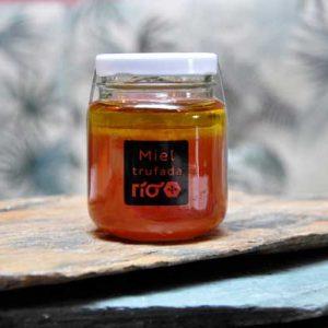 Miel trufada en frasco de 130 g producto de Biabejas Colombia